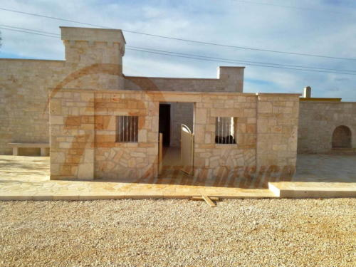 Costruzioni in pietra Bari