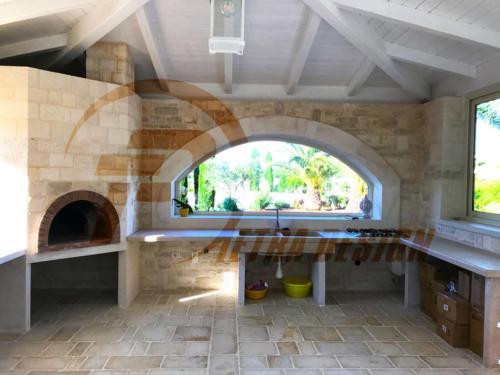 Cucine in pietra Bari 04