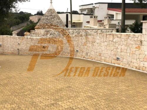 Muretti in pietra Bari