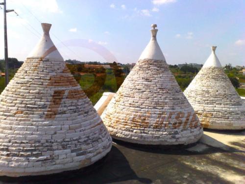 Ristrutturazione trulli Bari